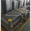 Vacuum Brazed Aluminum Bar Plate Heat Exchangers